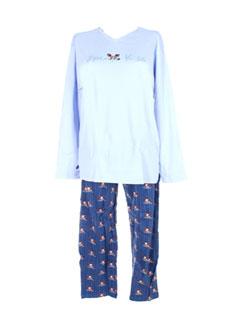 ARTHUR Lingerie BLEU Pyjama HOMME (photo)