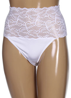 CALIDA Lingerie BLANC Slips/Culotte FEMME (photo)