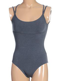DEHA Lingerie GRIS Body FEMME (photo)