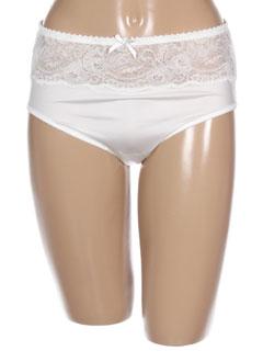 PRIMA DONNA Lingerie BLANC Slips/Culotte FEMME (photo)